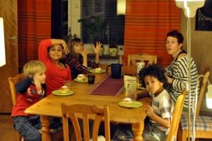 Familjen Hemskänkt